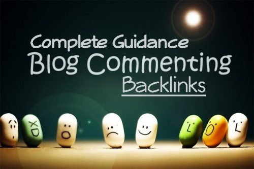 Complete guidance on blog commenting backlinks