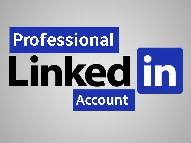 Create a Professional Linkedin Account