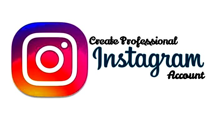 make a Professional Instagram Account
